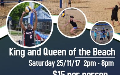King/Queen of the Beach nominations now open